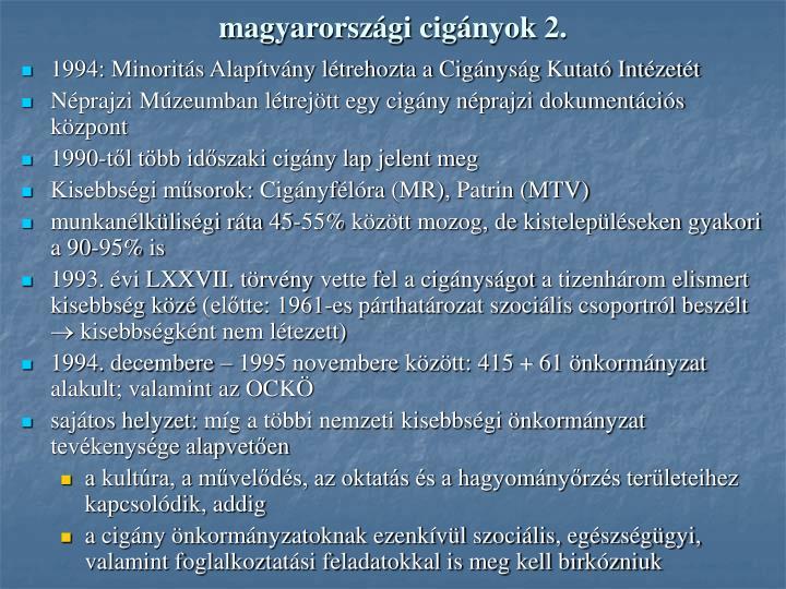 magyarországi cigányok