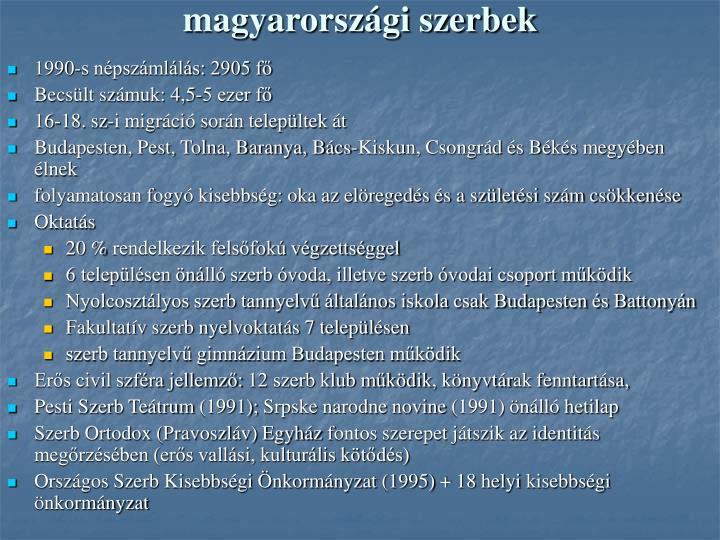 magyarországi szerbek