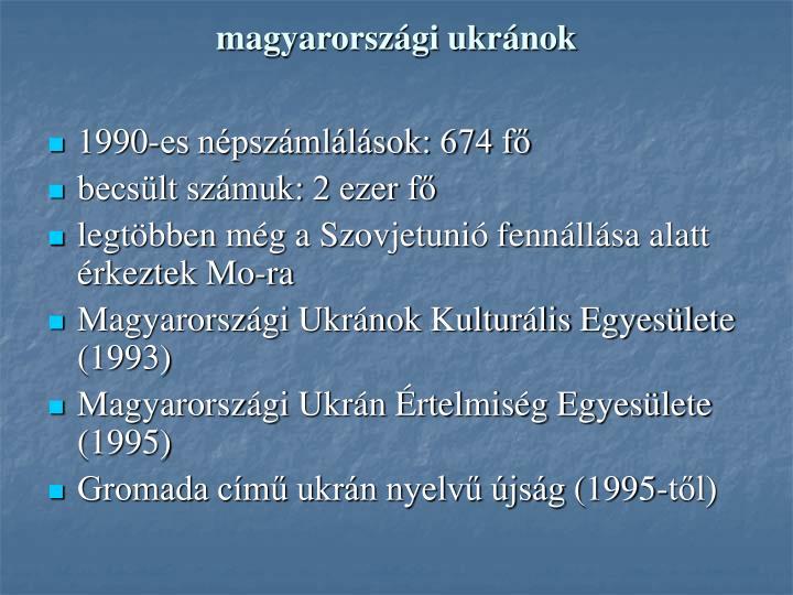 magyarországi ukránok