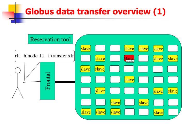 Globus data transfer overview (1)