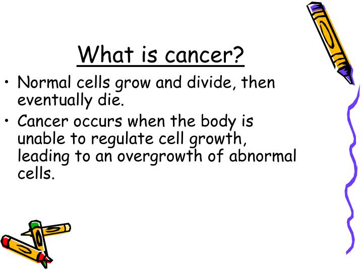 What is cancer?