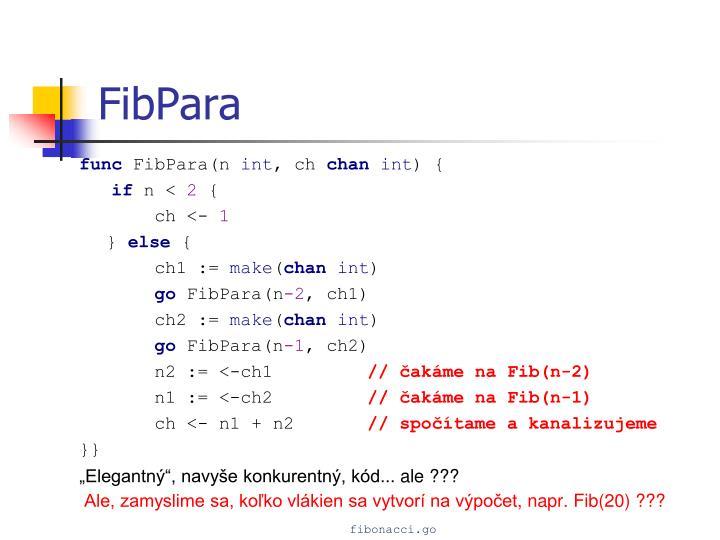 FibPara
