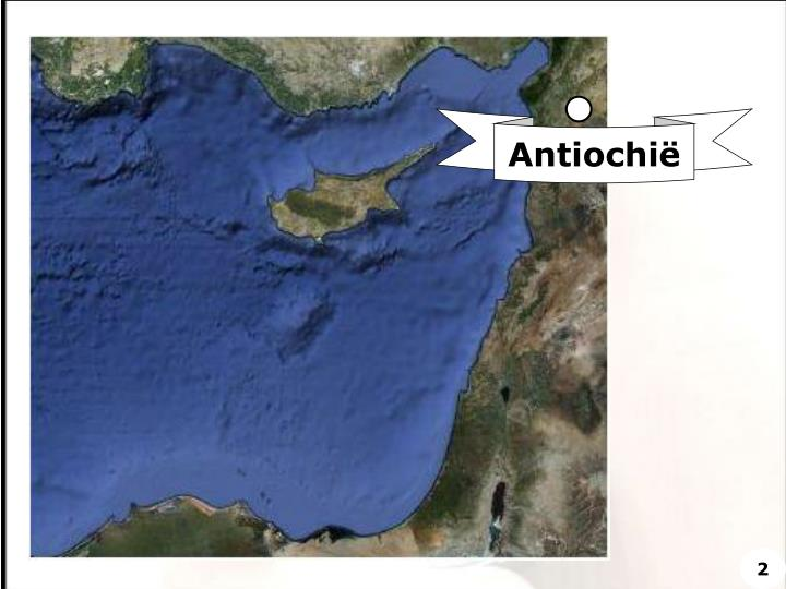 Antiochië
