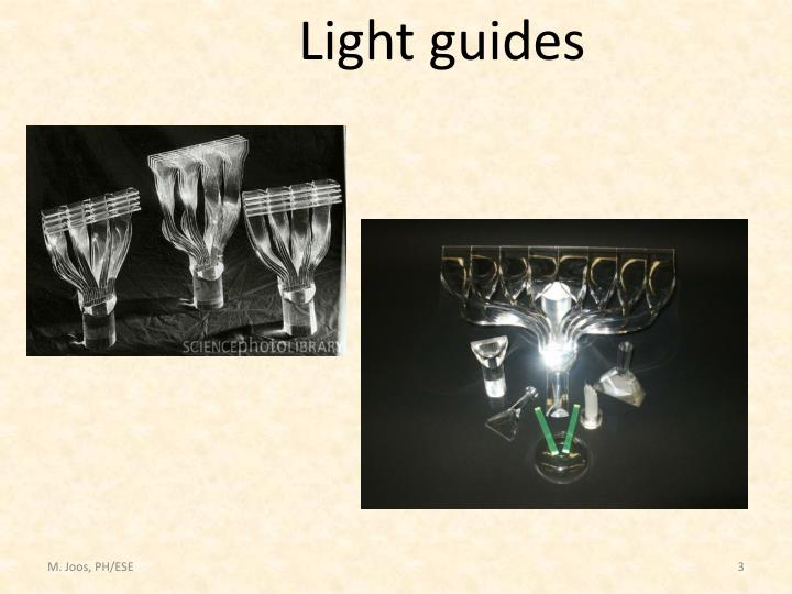 Light guides