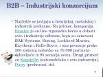 b2 b industrijski konzorcijum3