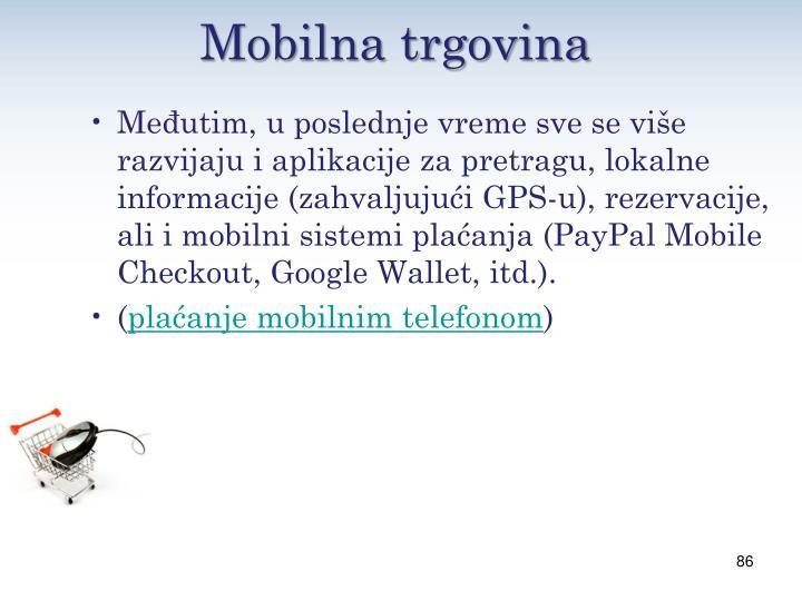 Mobilna trgovina