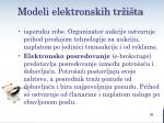 modeli elektronskih tr i ta4