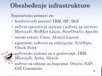 obezbe enje infrastrukture1