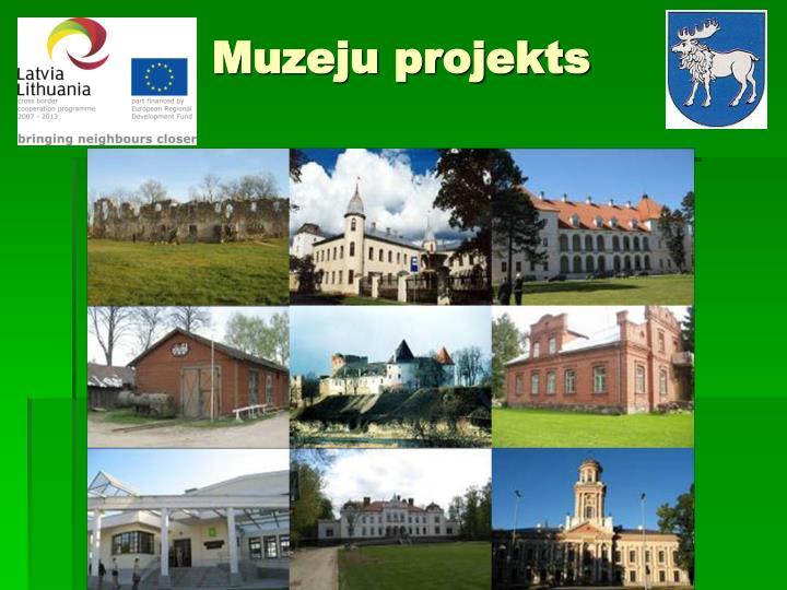 Muzeju projekts
