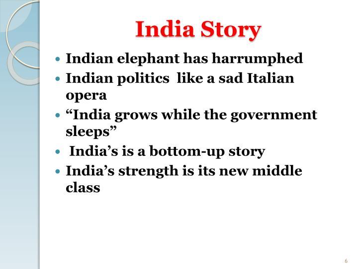 India Story