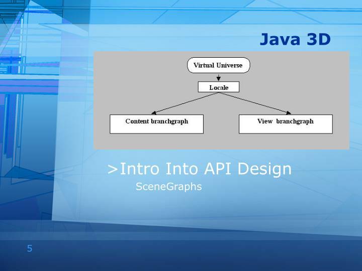 Java 3D