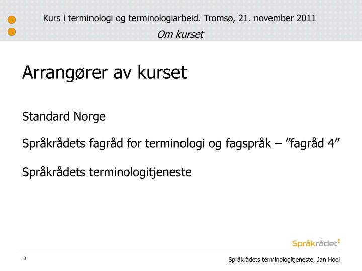 Standard Norge