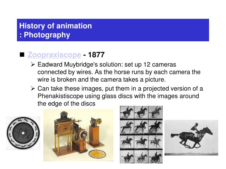 history of animation Learn about animation history and how it evolved to today's digital animation - toon boom learn.