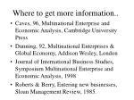 where to get more information