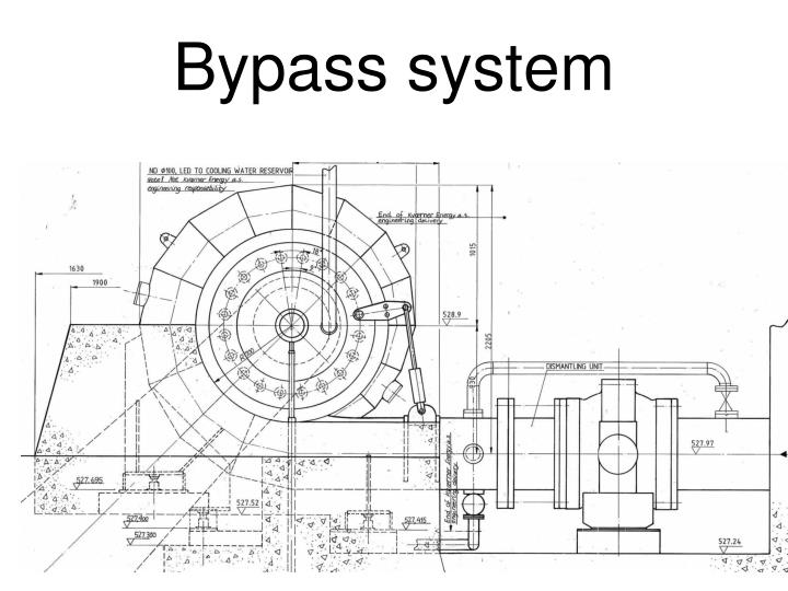 Bypass system