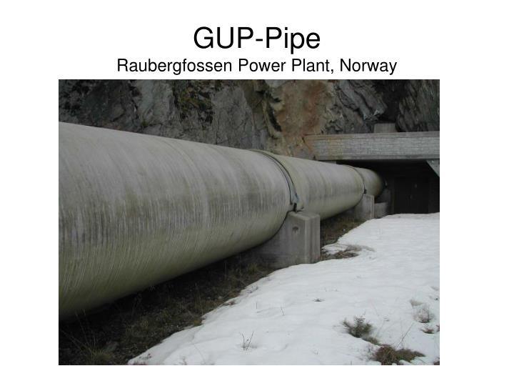 GUP-Pipe