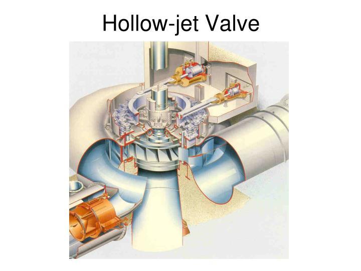 Hollow-jet Valve