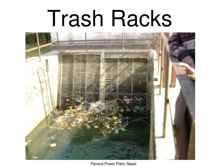 Trash Racks