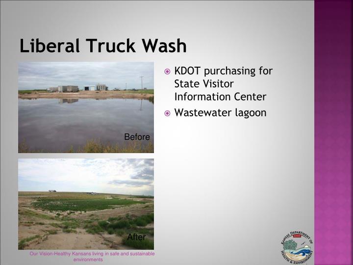 Liberal Truck Wash