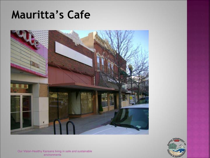 Mauritta's Cafe