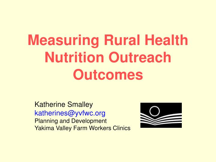 rural health problems and measures Rural health services nrhm seeks to provide effective health care to rural population throughout the country with special focus on 18 states.