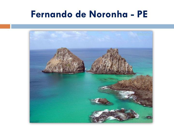 Fernando de Noronha - PE