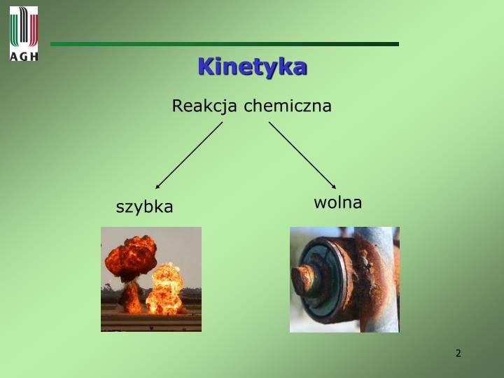 Kinetyka