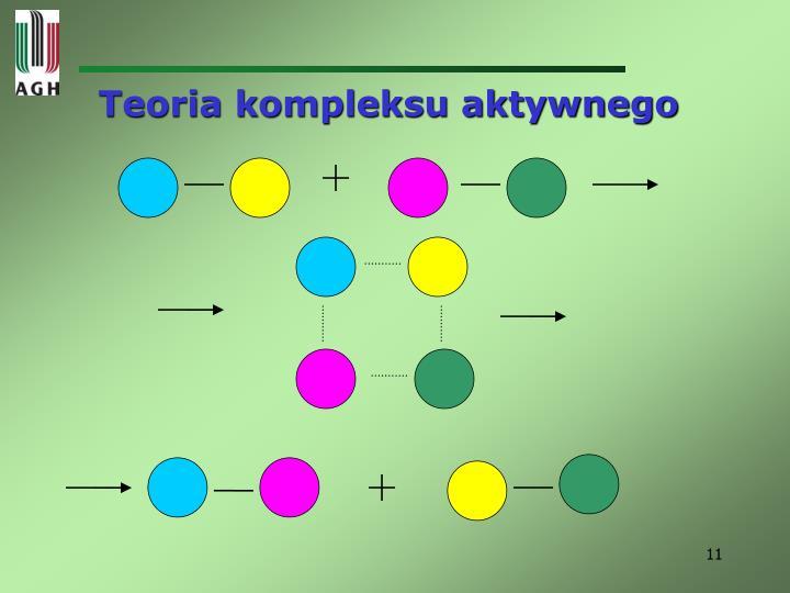 Teoria kompleksu aktywnego