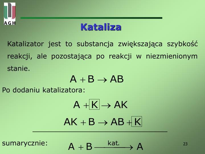 Kataliza