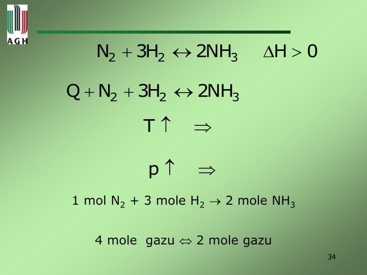 1 mol N