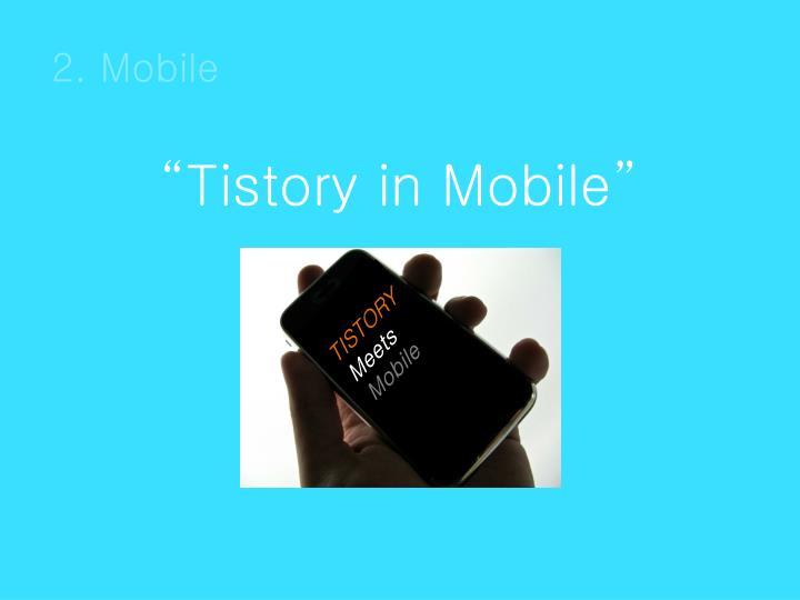 2. Mobile