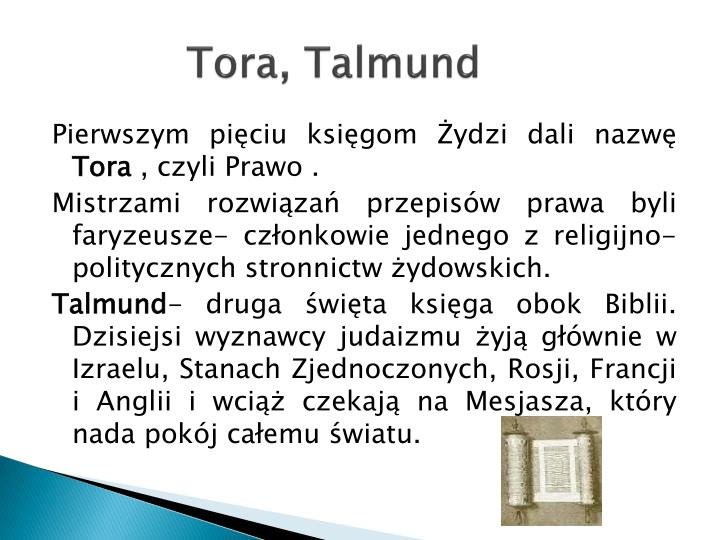 Tora,