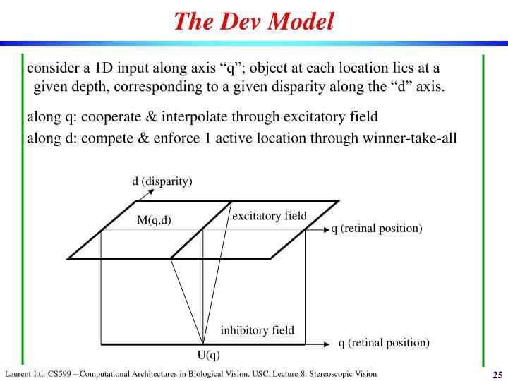 The Dev Model