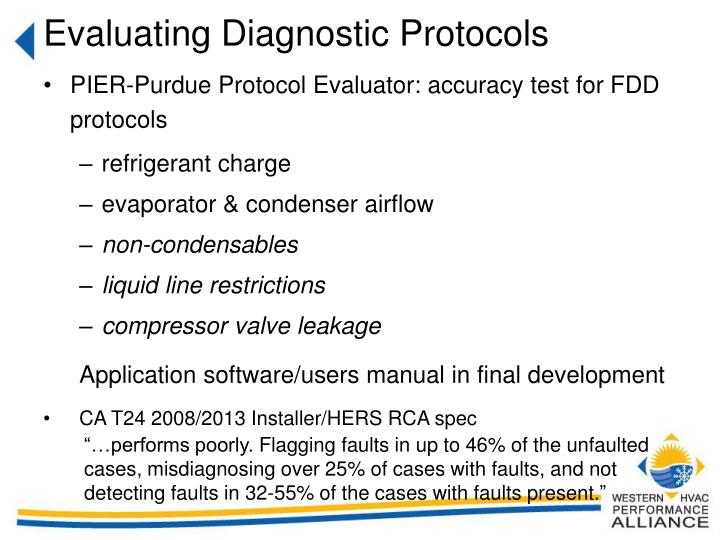 Evaluating Diagnostic Protocols