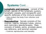 systems cont3