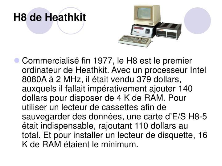 H8 de Heathkit