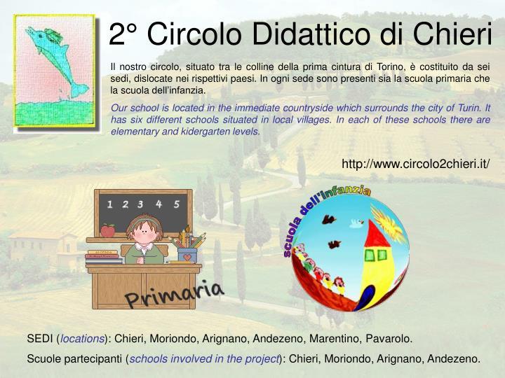 2° Circolo Didattico di Chieri