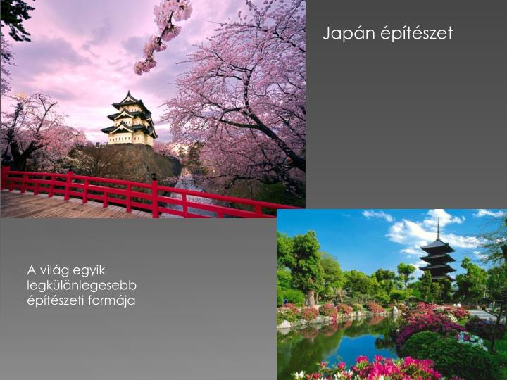 Japán építészet