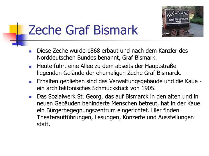 Zeche Graf Bismark