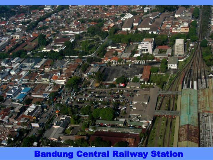 Bandung Central Railway Station
