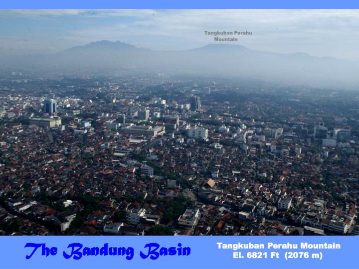 The Bandung Basin