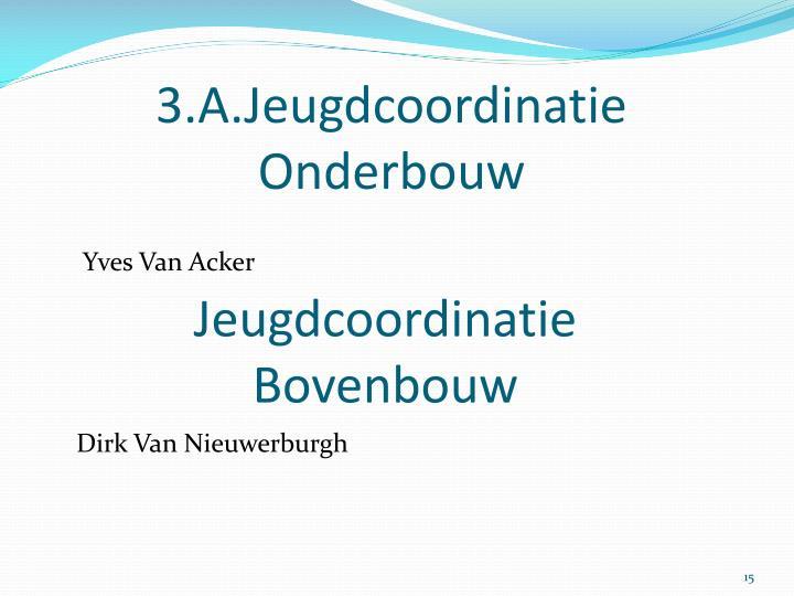 3.A.Jeugdcoordinatie