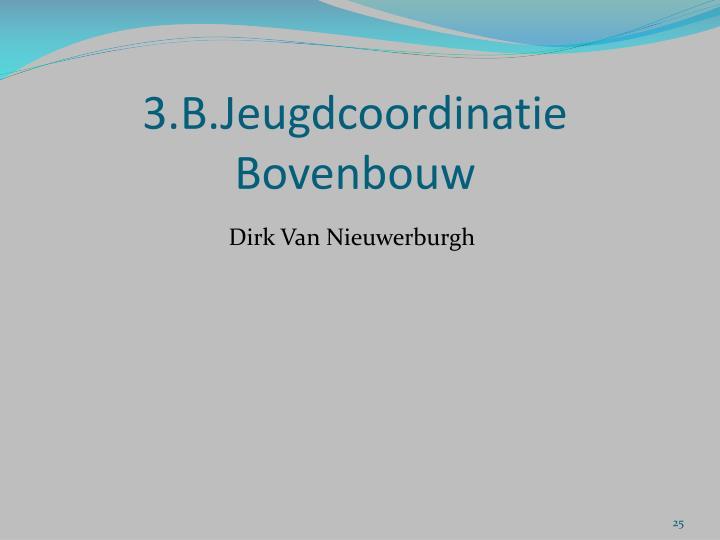 3.B.Jeugdcoordinatie
