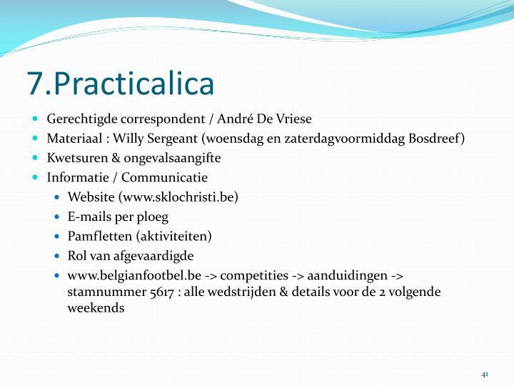 7.Practicalica