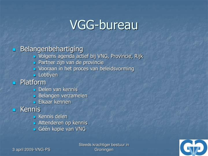VGG-bureau