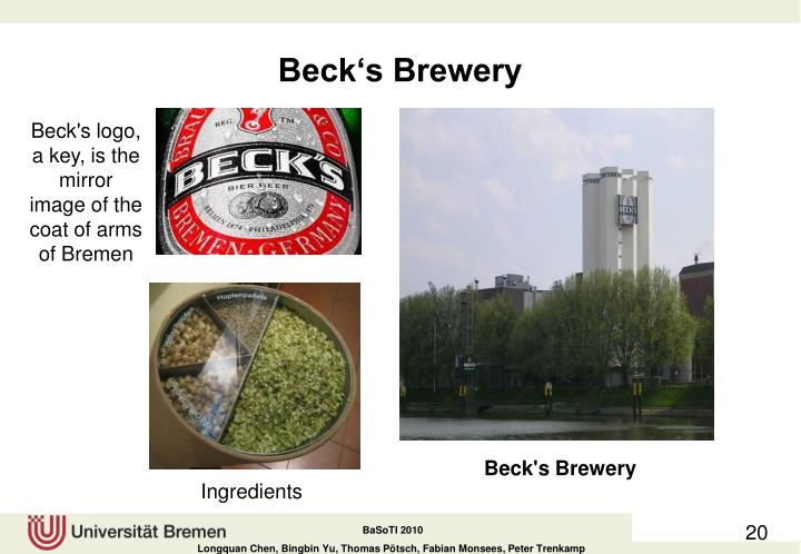Beck's Brewery