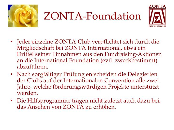 ZONTA-Foundation