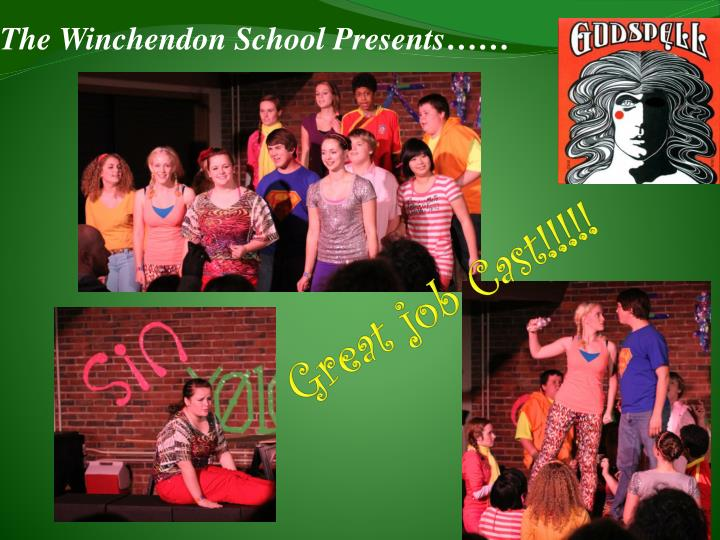 The Winchendon School Presents