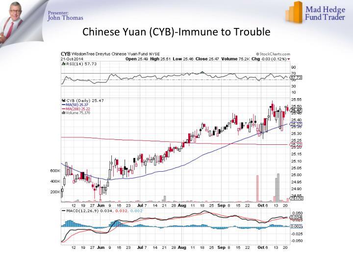 Chinese Yuan (CYB)