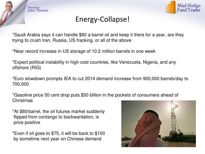 Energy-Collapse!